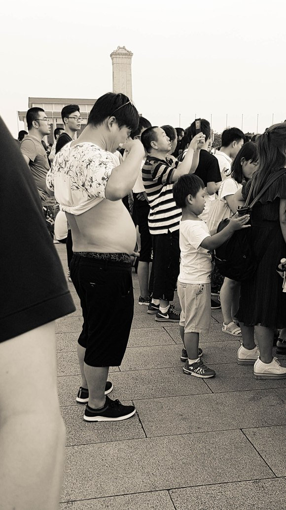 Famous Beijing-Belly - Berühmter Peking-Bauch